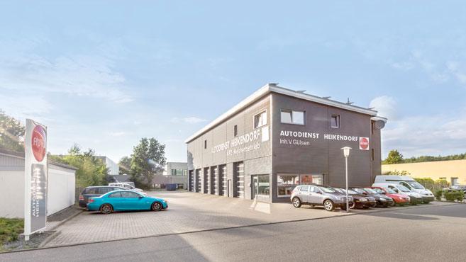 Autowerkstatt Heikendorf